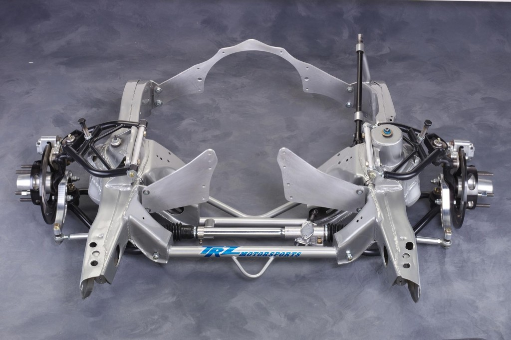 TRZ Front Suspension