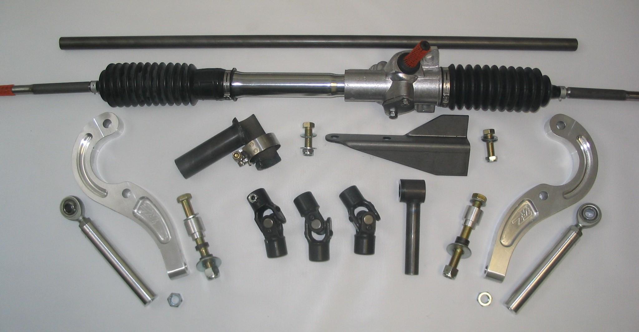 Manual Rack And Pinion Conversion Kit